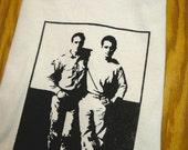 Jack Kerouac Neal Cassady Beat Generation T-Shirt