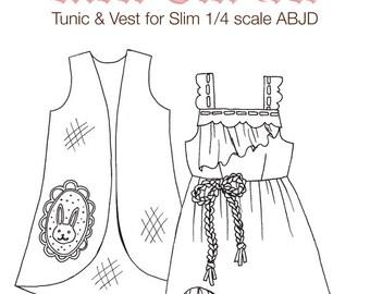 DCP03 - Unoa size Mori Girl pattern Digital Download