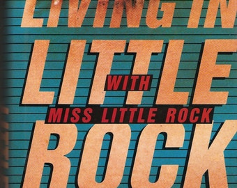Jack Butler Living in Little Rock With Miss Little Rock 1993 HC 1st
