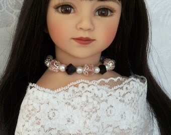 Necklace for American Girl or Maru and Friends Dolls
