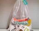 Cotton fabric remnants- Fabric scraps- Designer prints - high- quality scraps for quilting, crafts, piecework