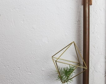 Cube Ornament or Airplanter