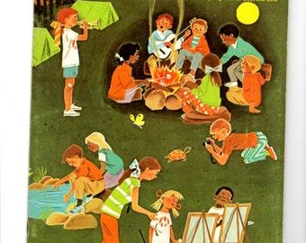 Wee Wisdom - Vintage Children's Magazine - September 1970