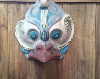 Vintage Handmade Indian Mask
