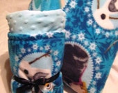 Frozen Stroller Blanket and Pillow Set - Ready to Ship