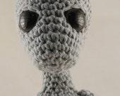 Mr. Ross W. Grey - Roswell Grey Alien Plushie