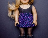 The Clementine dress for American Girl and other 18 inch dolls