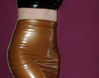 Latex basics: Mini skirt