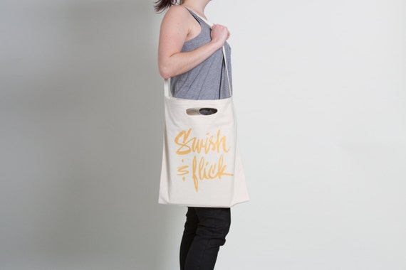 Swish + Flick - Harry Potter Tote Bag