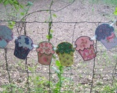 Sweet Country Cupcake Banner