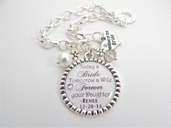 Mother Of The Groom Gift: Items Similar To MOTHER Of The BRIDE Gift Mother Of The