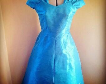 1950s Vintage Style Princess Dress