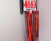 Bib and Medal Display for Marathons, Half Marathons, 5ks Races