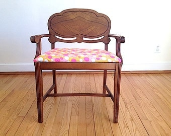 Victorian Chair Sette, New Apartment Furniture, Home Decor, Childs Bedroom Chair, For Her,.