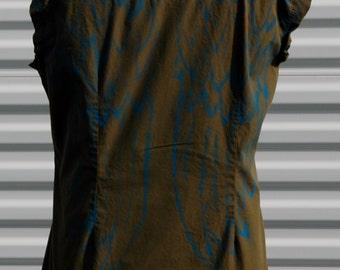 M Mens  Sleeveless Angel Wing Shirt