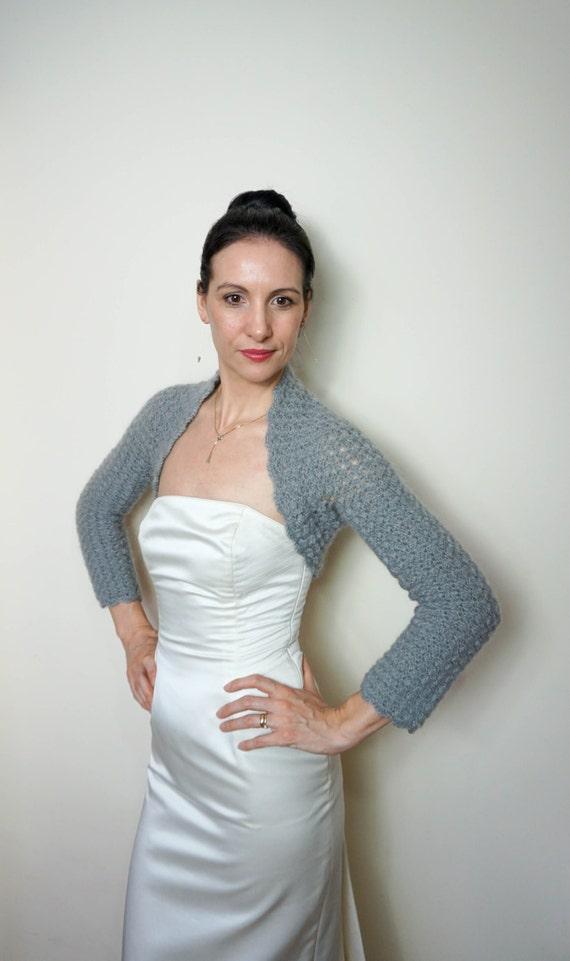 Items similar to Luxurious Bridal Cardigan, Wedding Shrug