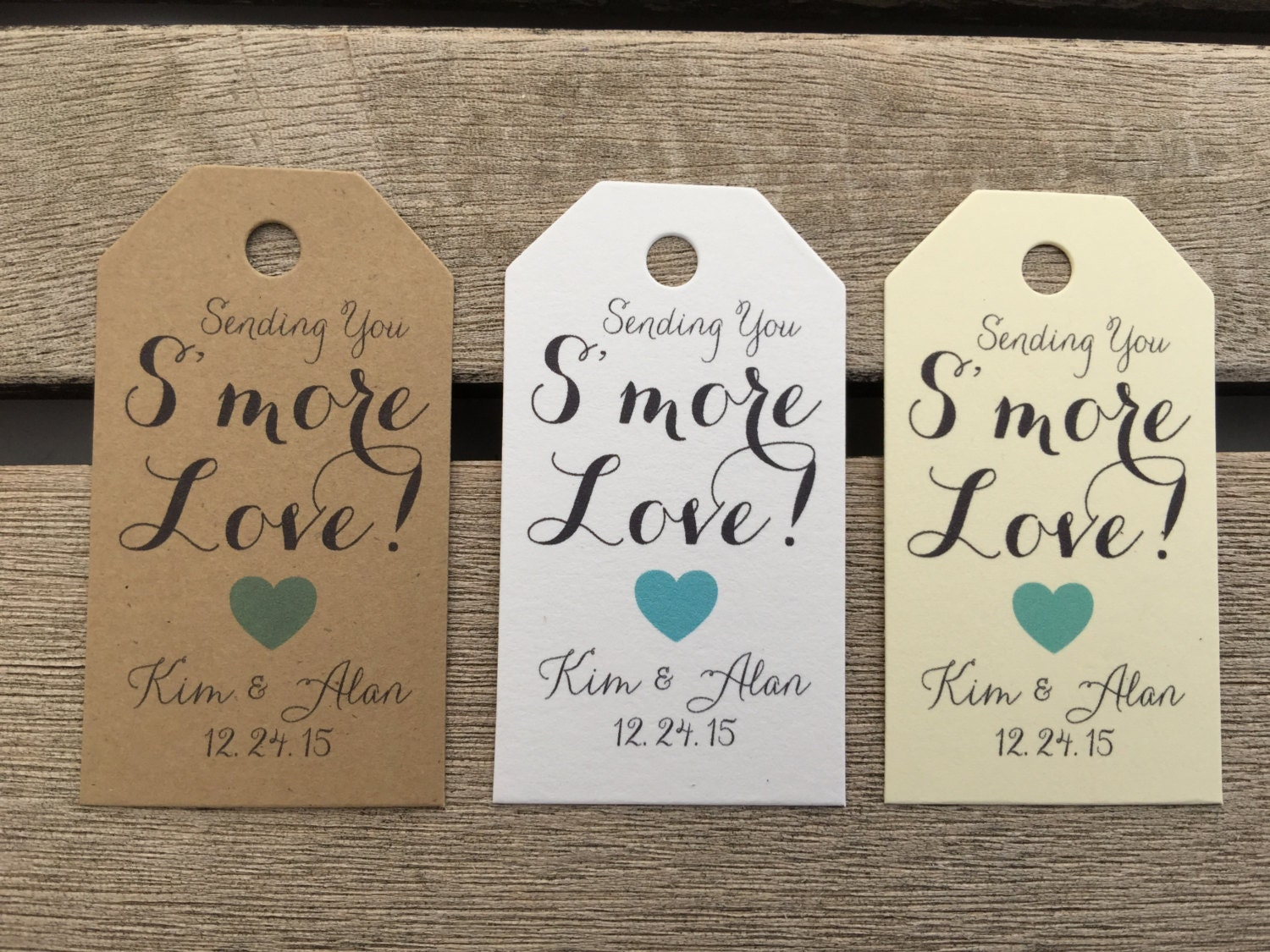 Small wedding gift tags s39more love wedding favor tags for Small tags for wedding favors