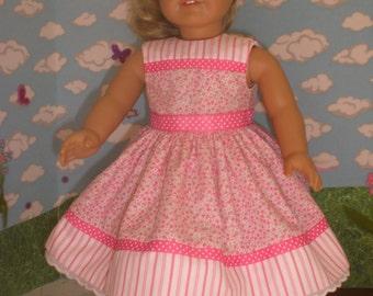 Summer Dress for popular 18 inch Dolls