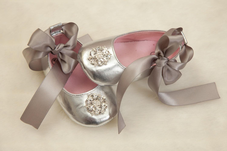 Newborn Girl Shoes Etsy