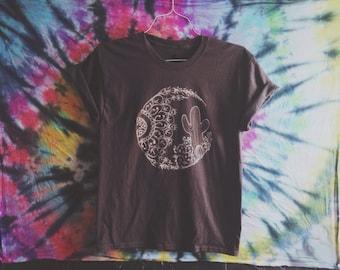 SALE Desert Mandala shirt-  made to order