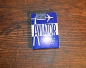 Vintage playing cards Aviator Pinochle playing cards unopened box NIB