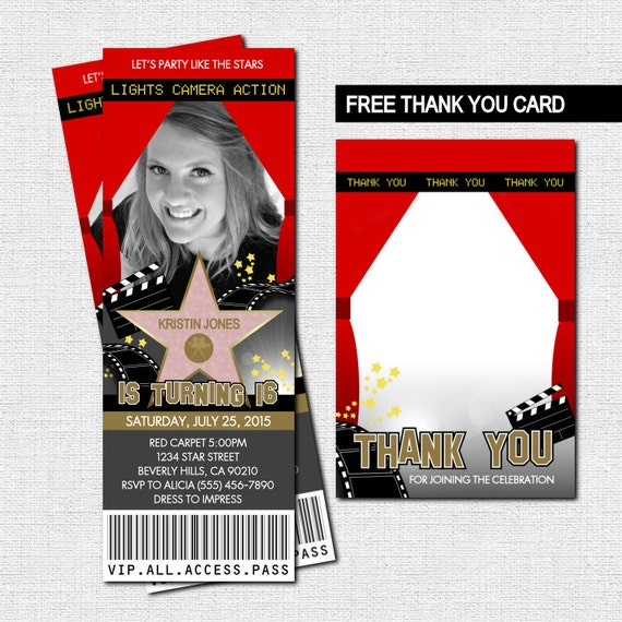 Sweet 16 Invitation Template – Sweet 16 Party Invitations Templates Free