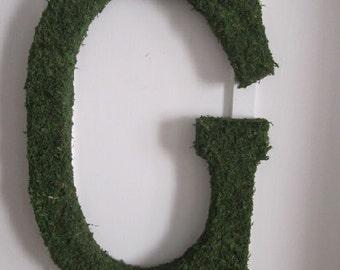"""Moss Letter - 23"""""""