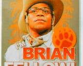 Saturday Night Live Tracy Morgan as Brian Fellow Vinyl Decal