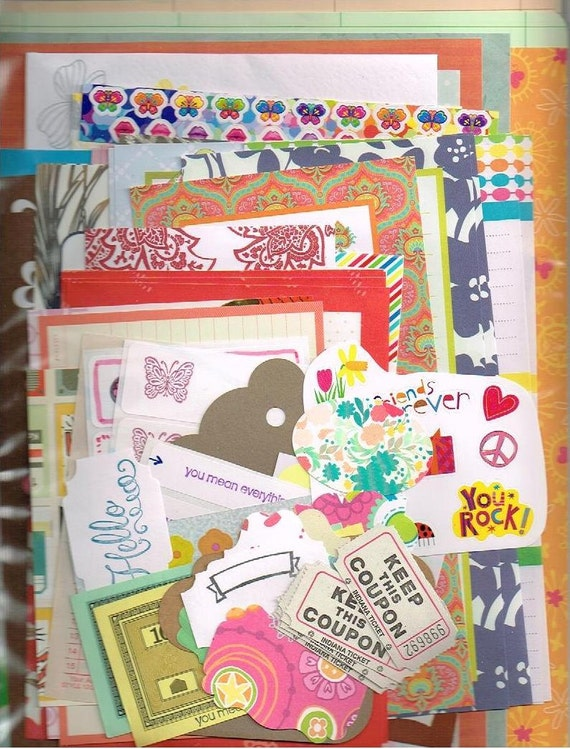 Happy Mail Snail Mail fun kit, 150 pc pen pal stationery set, writing paper envelopes stickers postcards, happy mail gift teen tween girl