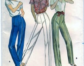 Butterick 3677 Sewing Craft Pattern Supply Misses Proportioned Pants