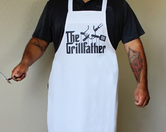 The Grillfather Grill Father Apron