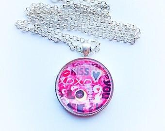 Valentines Pendant Necklace