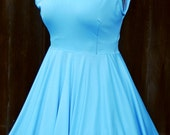 Wendy inspired spring dress womens custom made to measurements