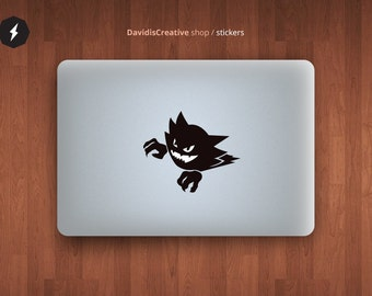 """Pokemon macbook pro and air stickers decal for 13,15,17"""""""