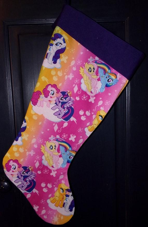My Little Pony Christmas Stocking