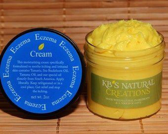 Eczema Cream - You have Tried Everything now Relief Is on the Way