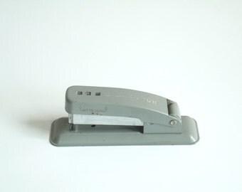 Vintage Swingline Cub Stapler Gray Retro Office Accessory