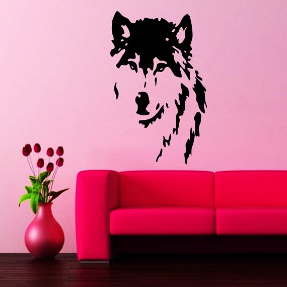 wand aufkleber vinyl aufkleber decals art home dekor von bestdecals. Black Bedroom Furniture Sets. Home Design Ideas