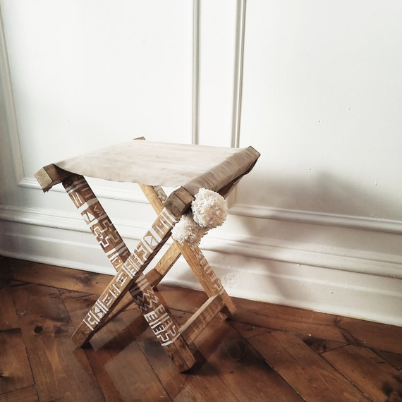 X Bench Ottoman Stool Seat Bench By Viamelinda On Etsy