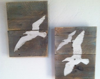 Groovy Beach Sign Ocean Decor Rustic Hand Painted Arrow Weathered Largest Home Design Picture Inspirations Pitcheantrous