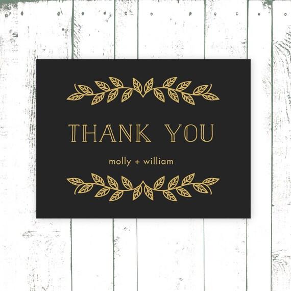 wedding thank you cards personalized wedding stationery glamorous