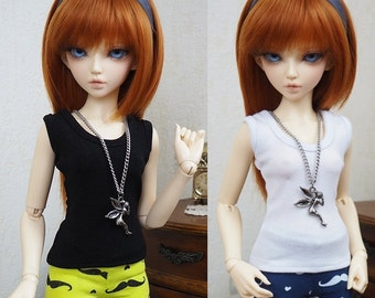 Kawkana - Many Colors - Jersey Tank Top, Sport Blouse, T-Shirt, Singlet for MSD, MNF, JID, other 1/4 bjd
