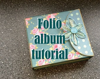 Tutorial #3: Interactive Folio Album 'Neverending Memories'