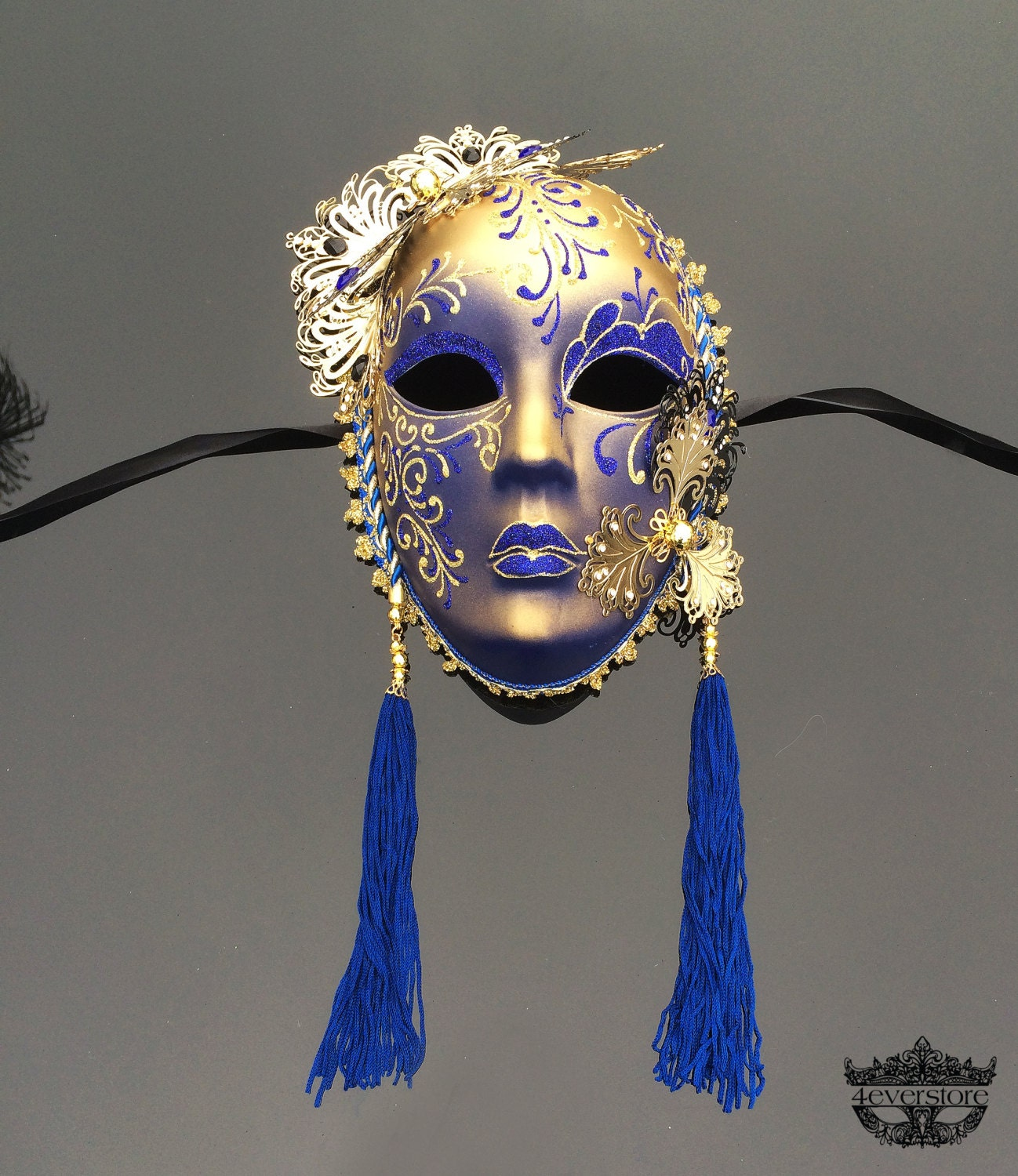 Wall Decoration With Masks : Masquerade mask wall decor ball mardi