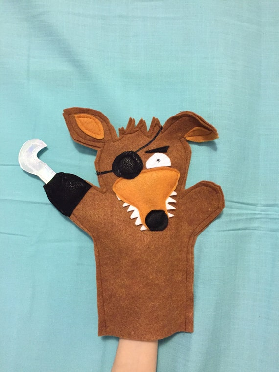 Five Nights At Freddy S Hand Puppet Foxy