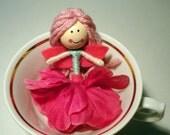 Tea Cup Fairies....Miniature Play Fairy Doll