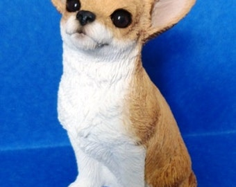 Chihuahua Dog Figurine
