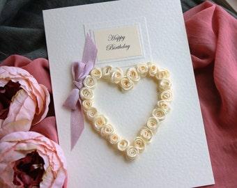 Sweet Sixteen Card, Daughter Birthday Girl Granddaughter Best Friend Handmade Personalised 10th 11th 12th 13th 14th 15th 16th 17th 18th 21st