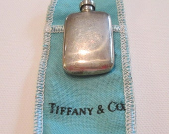 Vintage Tiffany & Co. Perfume Bottle Sterling Silver