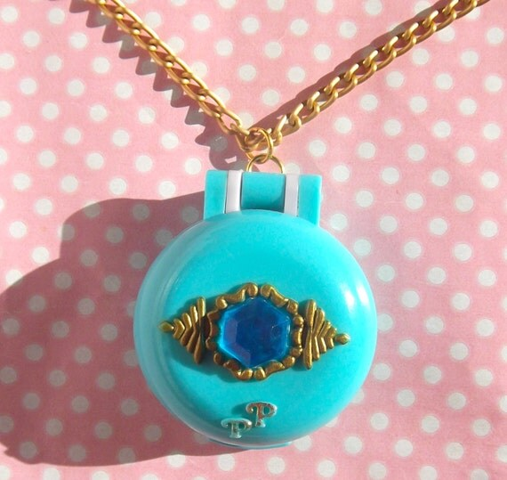 Mini Polly Pocket Necklace